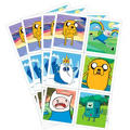 Adventure Time Stickers 4 Sheets
