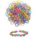 Scented Rubber Loom Bands 300ct