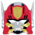 Red Power Rangers Mask