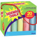Sidewalk Chalk Box 20ct