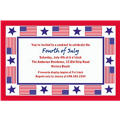 Patriotic Party Custom Invitation