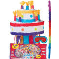 Birthday Cake Pinata Kit