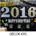 New Year's Eve Scene Setters & Decorating Kits