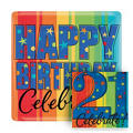 A Year To Celebrate 21st Birthday Party Supplies