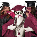 Graduation Spirit Burgundy