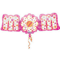 Mom Daisy Balloon 37in