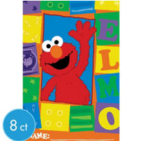 Elmo Loves You Favor Bags 8ct