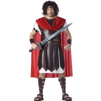 Adult Hercules Costume Plus Size