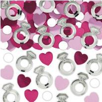 Bride To Be Confetti 1/2oz