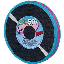 Record Pinata