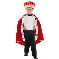 Child King Robe