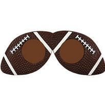 Football Shaped Sunglasses