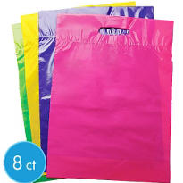 Bright Favor Bags 8ct