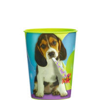 Party Pup Favor Cup 17oz