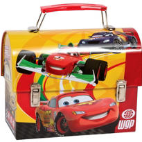 Cars Tin Box