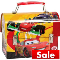 World Grand Prix Cars Lunch Box
