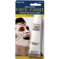 White Face Paint  1oz