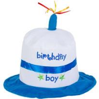Birthday Boy Cake Hat