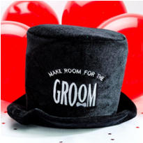 Groom Top Hat