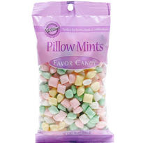 Pastel Pillow Mints Favor Candy  10oz
