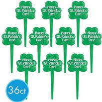 St. Patricks Day Party Picks 36ct