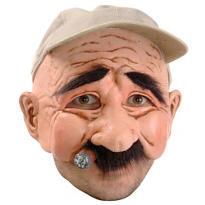 Latex Temp Stanley Mask