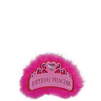 Birthday Princess Button