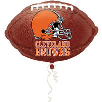 Cleveland Browns Foil Balloon 18in