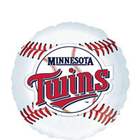 Minnesota Twins Foil Balloon 18in