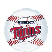 Minnesota Twins Foil Balloon 18in