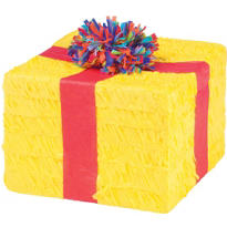 Happy Birthday Present Pinata