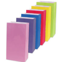 Multi Color Paper Bags 6ct