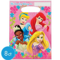Disney Princess Favor Bags 8ct