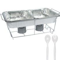 Chafing Dish Buffet Set 8pc