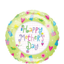 Whimsical Mother's Day Balloon 18in