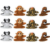 Mini Plush Animals 12ct