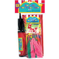 Twist Balloon Kit with Air Pump