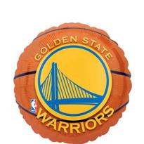 Golden State Warriors Balloon 18in