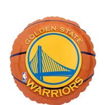 Golden State Warriors Balloon 18in