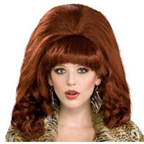Big Red Auburn Wig