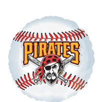 Pittsburgh Pirates Foil Balloon 18in