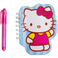 Hello Kitty Notebook with Pen