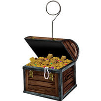 Treasure Chest Balloon Weight