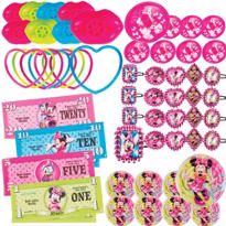 Minnie Mouse Favor Pack 48pc