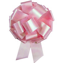 Pink Iridescent Bow
