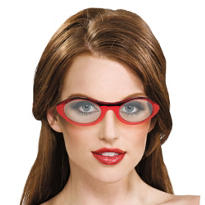 Red Metallic Glasses