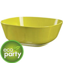 Bamboo Fiber Serving Bowl 10in