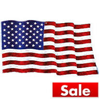 American Spirit Flag Cutout
