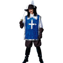 Adult King's Musketeer Costume