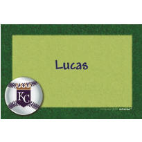 Kansas City Royals Custom Thank You Note